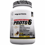 Syntha Proto 6 Nutrata 900g Whey Time Release