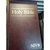 Biblia En Ingles Niv (nvi - Nueva Version Internacional)
