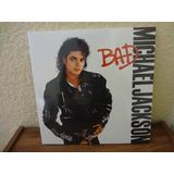 Michael Jackson Bad Lp Vinil Gatefold Nuevo Thriller