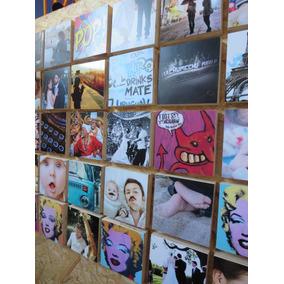 Cuadros Statim_photo C/ Fotos De 15x15 Cm. Regalo Original
