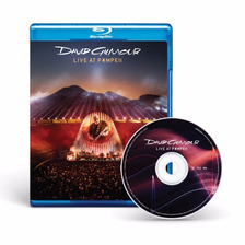 David Gilmour Live At Pompeii Blu Ray Nuevo Import Stock
