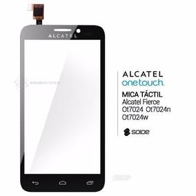 Mica Táctil Alcatel Ot 7024 One Touch + Instalacion Adiciol