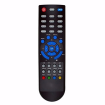 Controle Remoto Antena Parabólica Cromus Cad 1000 Tv Free