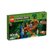 Lego Minecraft 21125 La Casa Del Árbol Jungla Envio Gratis