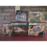Lote Gi Joe: Triple T, Sea Ray, S.l.a.m, Set 50th, 2 Figuras