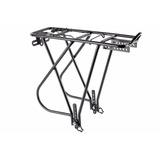Bagageiro Bicicleta Aluminio Regulável Dx1 Do Aro 26 Ao 29