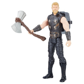Avengers Power Pack Star Thor Infinity War E0616 Boneco