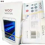 Phablet Woo Wayra Dual Sim /3g/6pulgadas/1gbram/8gb/8mpxls