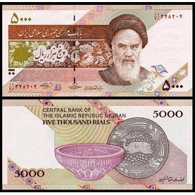 Iran Irã Pérsia P-152 Fe 5.000 Rials 2013 Novo Design