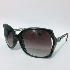 Óculos De Sol Feminino Quadrado Grande Proteção Uv 400 6e4573f917