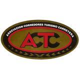 Sticker De Asociación Corredores Turismo Carretera Año 1999