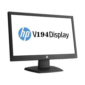 Monitor Hp V194, 18.5 Led, 1366x 768, Vga, Nuevo