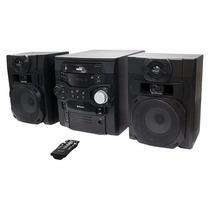 Minicomponente Rca Rs27671 5cds Ipod 300w Negro