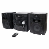 Minicomponente Rca Rs27671 5cds Ipod 300w Negro