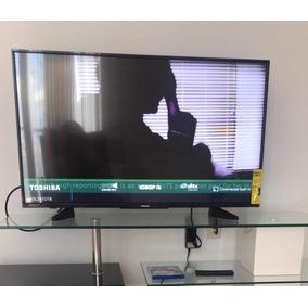 Tv Toshiba Led De 43 Pulgadas