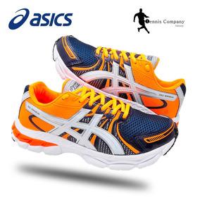 Asics Gel Falso - Tênis Asics para Masculino Laranja no Mercado ... 47013ca22c489
