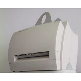 Impresora Laser Negro Marca Hp Laser Jet 1100