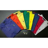 Camisetas Tipo Polo Ralph Lauren