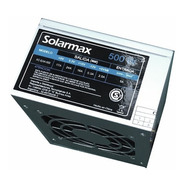 Fuente Slim Mini Solarmax Kc-eaa-500 Con Cable Power