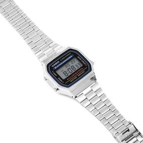 14833db4252 Relogio Casio Prata Pulso - Relógio Unissex no Mercado Livre Brasil