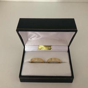 Alianzas Oro 18k, 4 Gramos, Casamiento, Con Certificado