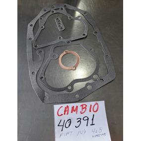 Jogo Junta Cambio Fiat 147 4 E 5 Marchas 40391
