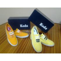 Zapatos Keds De Dama 100% Originales Ofertaaa!!!