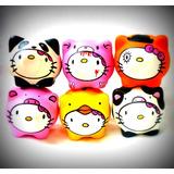 Chanchito Alcancia Hello Kitty Disfrazada - Varios Modelos!