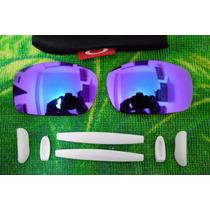 Combo - Lente Óculos Modelo Xsquared + Kit Borrachas Branco
