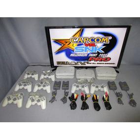 Consola Playstation 1 Slim *listo Para Jugar Con Garantia*