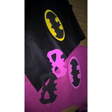 Capas Superheroe Batman Superman C Ameri Friselina Y Antifaz