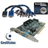 Tarjeta Geovision Gv800 16 Canales De Video 4 De Audio