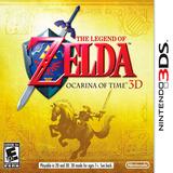 Oni Games - The Legend Of Zelda Ocarina Of Time 3d 3ds