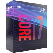 Procesador Intel I7-9700 12mb 3.00ghz 9° Generacion
