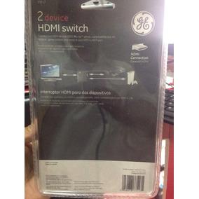 Hdmi Switch Pro 2 A 1 Ge
