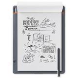 Tabletas Gráfica Wacom Bamboo Slate - 24cm X 18cm - Bluetoot