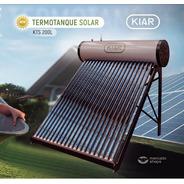 Termotanque Solar De 200l 100% Solar