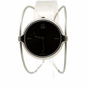 Reloj De Mujer Calvin Klein Agile Collection Black Dial -