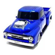 Caixa De Som Radio Caminhonete Bluetooth Fm Usb Camionete