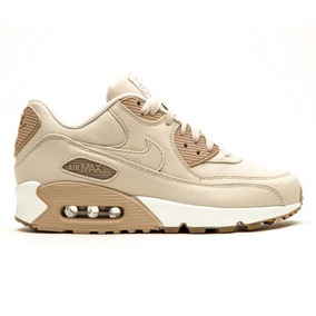 Nike Air Max 90 Linen Twill Desert Sand - Hombre