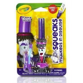 Canetinha Lavavel Pip Squeak Purple Hazel Rocker