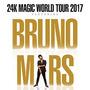 Entradas Bruno Mars - Estadio Unico - Campos / 100% Seguro