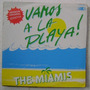 The Miamis / Vamos A La Playa 1 Disco Lp Vinilo