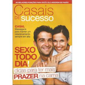 Casais De Sucesso Sexo Todo Dia! Livro Novo