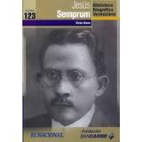 Jesús Semprum (biografía) - Autor: Víctor Bravo