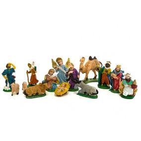59db48ac58f Figuras Pesebre Pvc 30 Cm Camello Parado - Adornos Navideños en ...