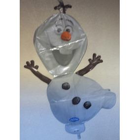 Frozen Olaf Globo Metalico Fiestas 1.25 Cm.x 82 Cm Anagram