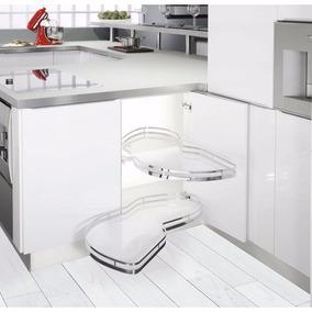 Bandeja giratoria esquinero cocina todo para cocina en for Esquineros para cocina