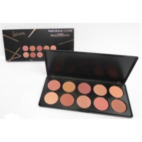 Paleta De Maquiagem - Blush Com 10 Cores - Luisance (= Mac )