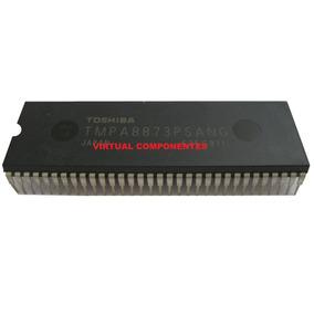 Circuito Integrado Processador Tv Semp Toshiba Tmpa8873psang